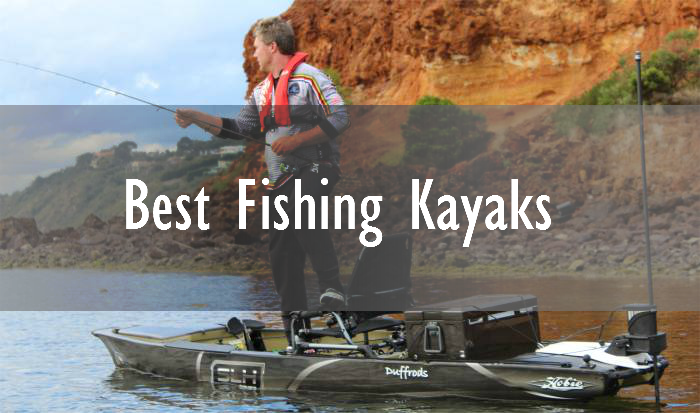The 15 best fishing kayaks 2018 reviews buyer s guide for Best canoe for fishing