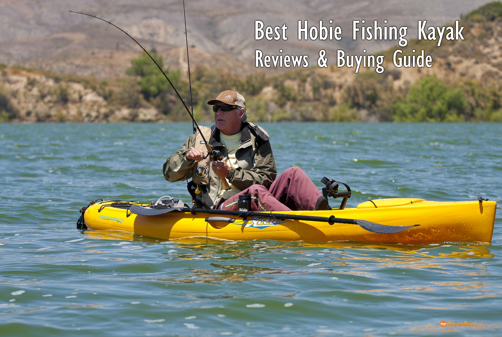 best hobie fishing kayak