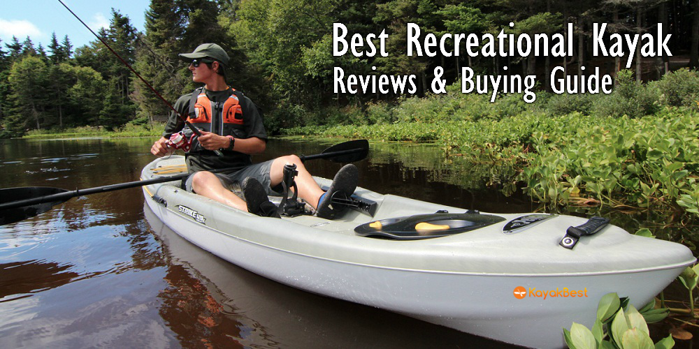 best recreational kayak