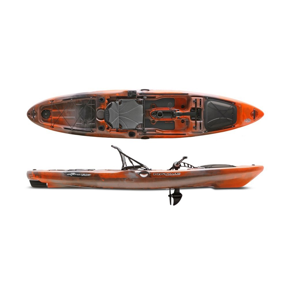 Best fly fishing kayak in 2018 top reviews comparisons for Fly fishing kayak
