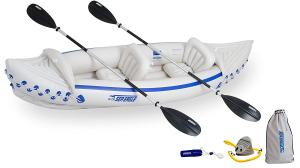 best inexpensive kayak sea eagle 330