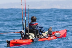 Best fishing kayaks under 600 in 2018 reviewed by pros for Fishing kayak under 300