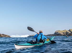 Right Sea Kayak
