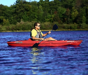 Short And Lightweight Kayak