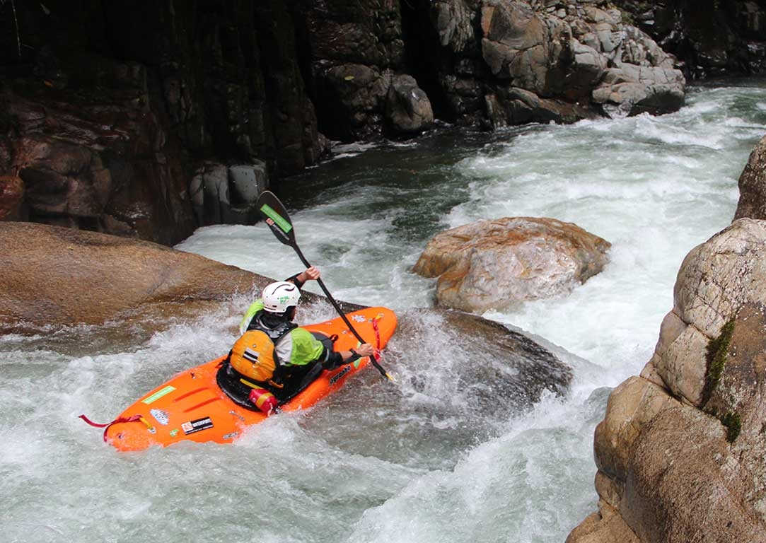 How To Buy A Whitewater Kayak