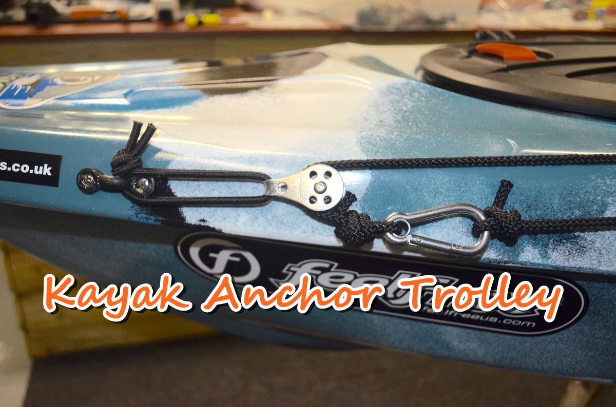 The 5 Best Kayak Anchor Trolleys Reviews Buyer S Guide