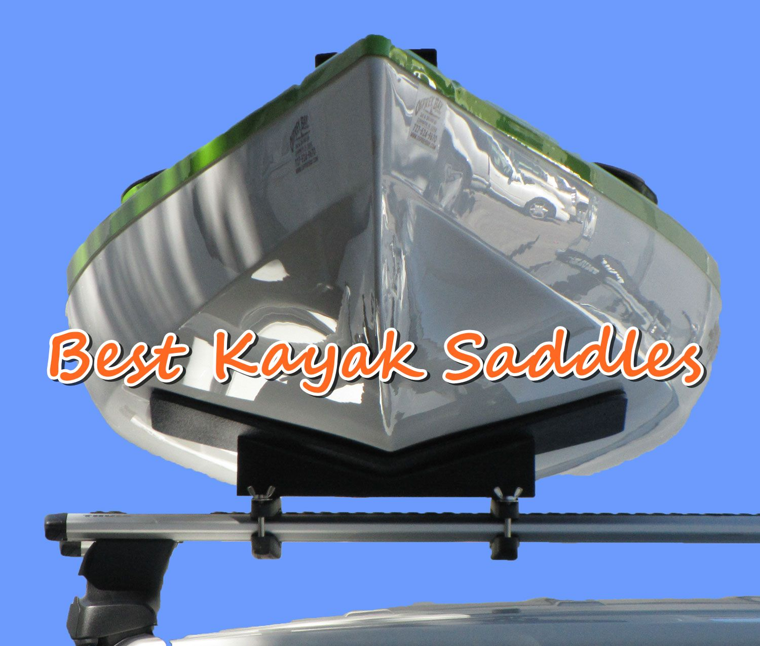 kayak saddles