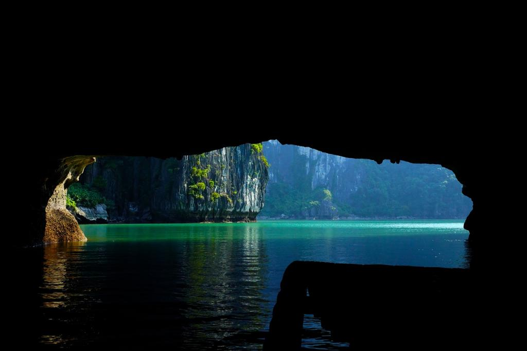 southeast asia kayaking destinations