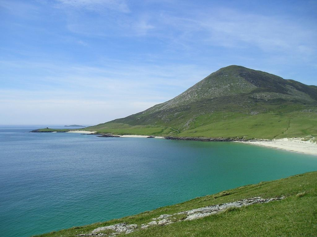 kayaking destinations Hebrides