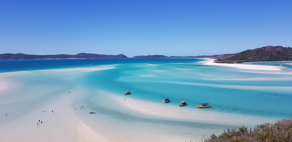 kayaking destinations whitsundays