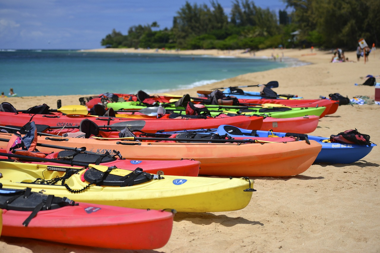 hawaii kayaking feature