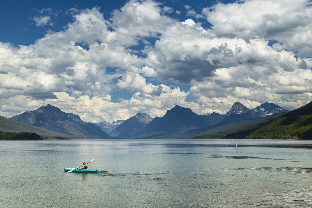 national parks for kayaking