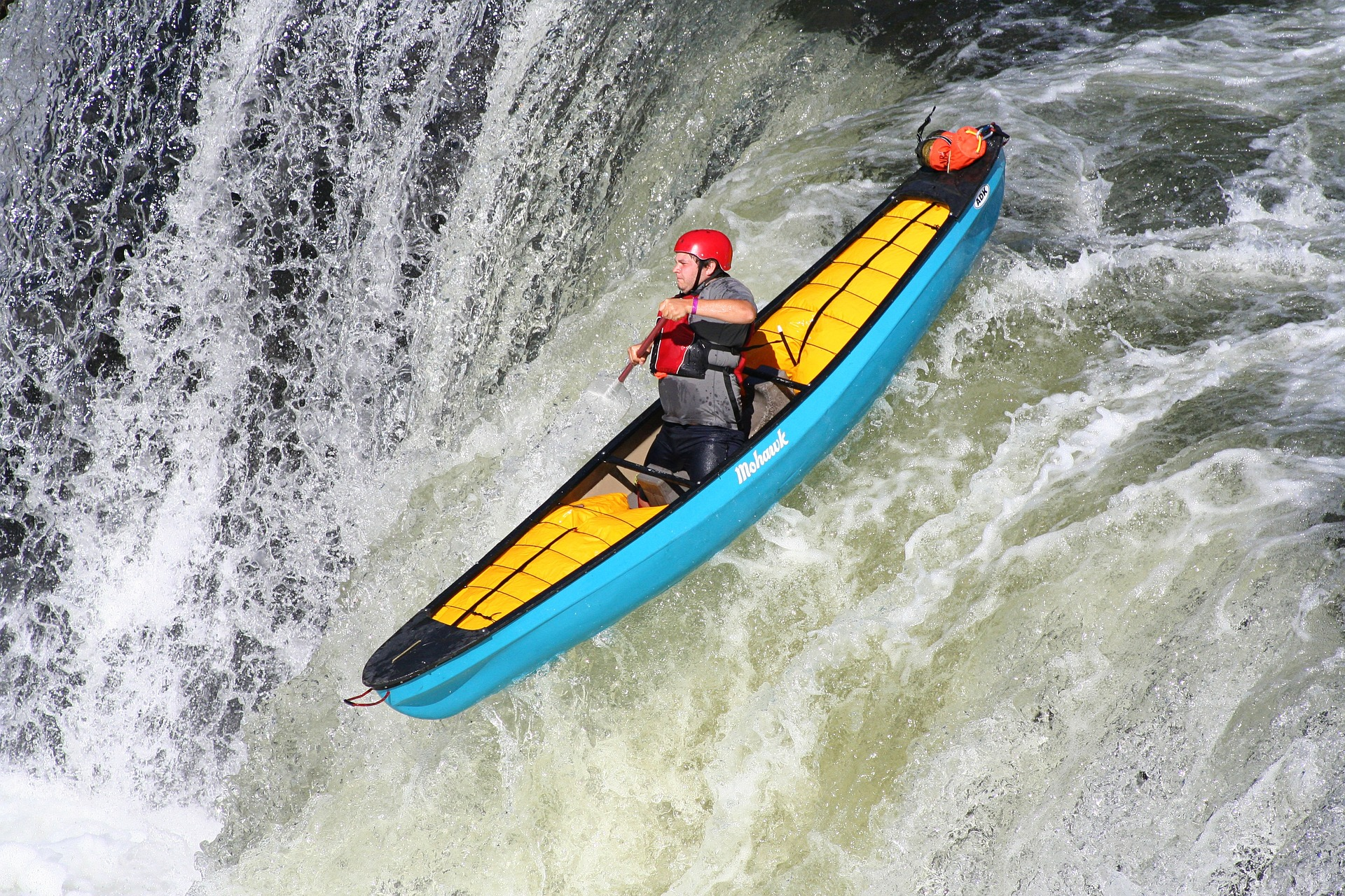 extreme paddling destinations